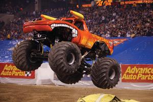 El Toro Loco, monster truck