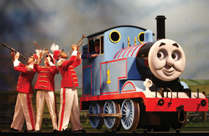 """Thomas and Friends"" the musical"
