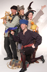 Peter and the Wolf at Patchogue Theatre for the Performing Arts