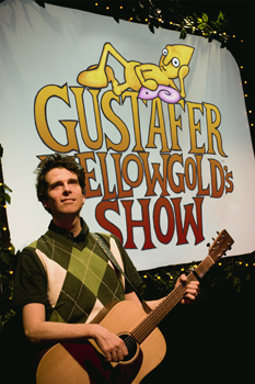 Gustafer Yellowgold's Show with creator Morgan Taylor