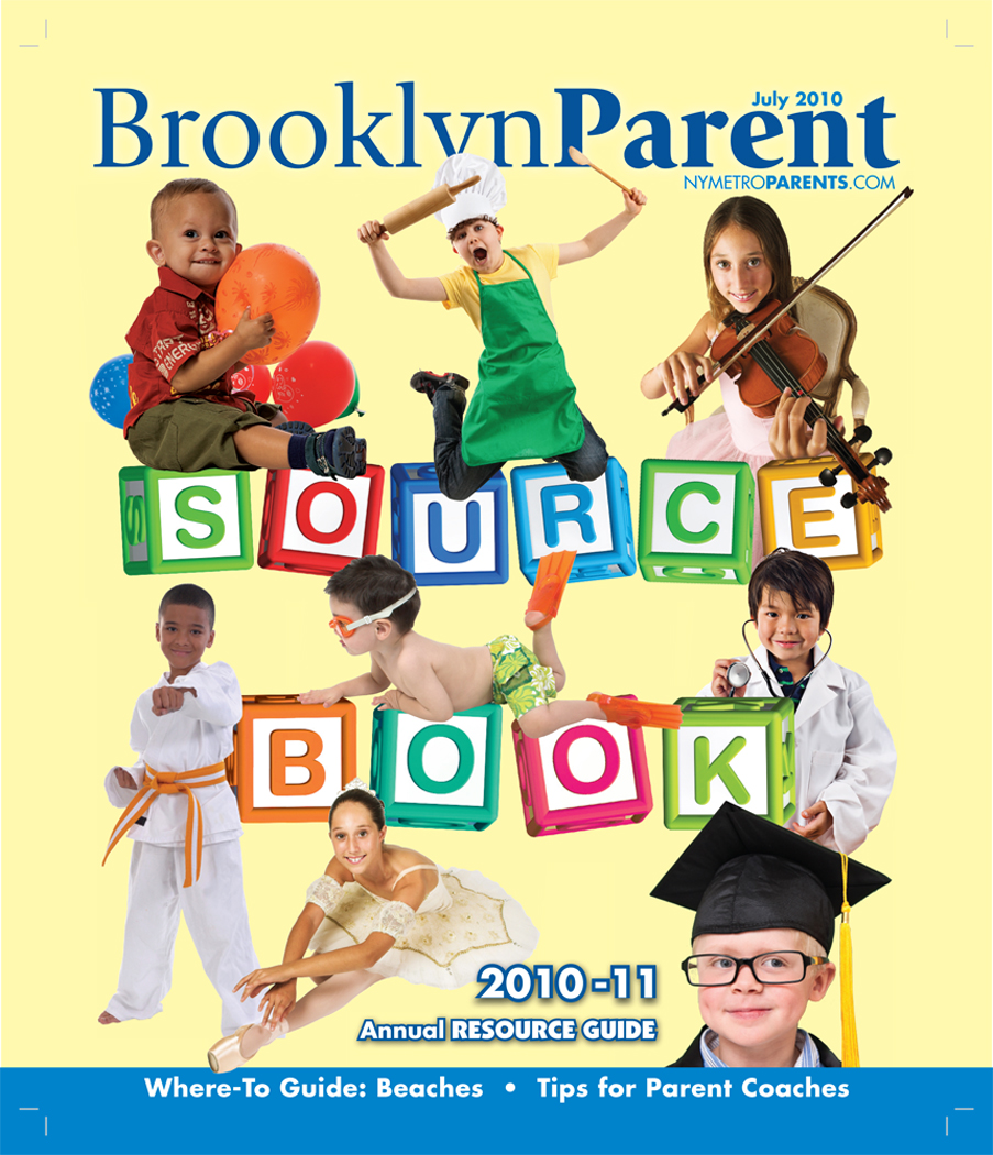Brooklyn Parent magazine, Source Book July 2010