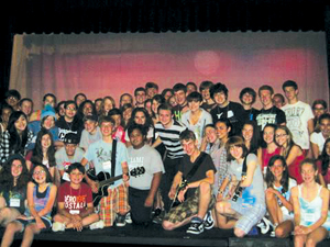 Broadway Theater Workshops