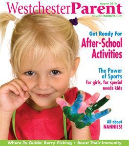 Westchester Parent August 2010 cover
