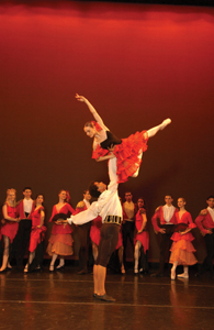 Ajkun Ballet Theatre presents Don Quixote-New Rochelle Suite