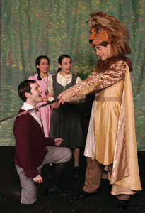The Lion, the Witch, and the Wardrobe musical