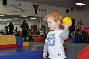 Healthy Kids Day at Westport YMCA