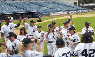 New York Yankees Women's Fantasy Camp