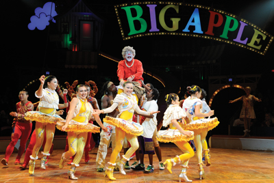Big Apple Circus, Dance On!;