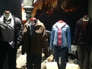 Harry Potter battle clothes