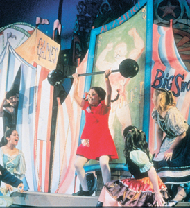 Pippi Longstocking musical