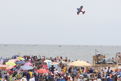 Bethpage Federal Credit Union Air Show at Jones Beach