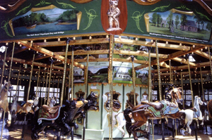 Bear Mountain State Park Carousel