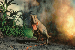 T-Rex: Back to the Cretaceous, IMAX