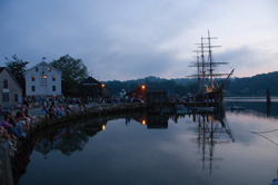 Mystic Seaport summer concert
