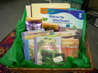 Barnes & Noble's My Favorite Teacher gift basket