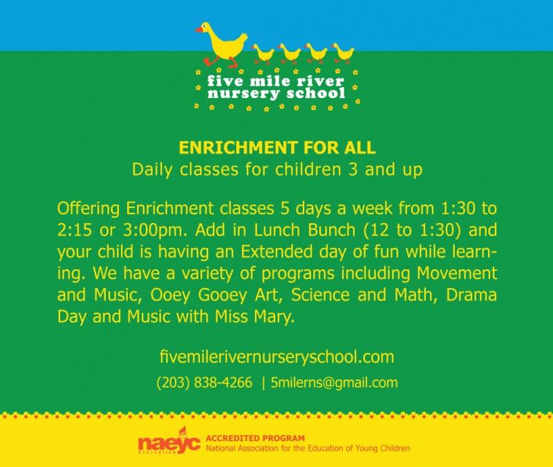 Five Mile River Nursery School