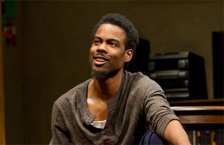 Chris Rock stars in The Motherfucker With the Hat on Broadway