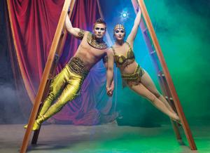 Cirque du Soleil's Zarkana