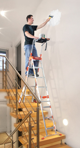 Select Step Adaptive StepLadder from Home Depot