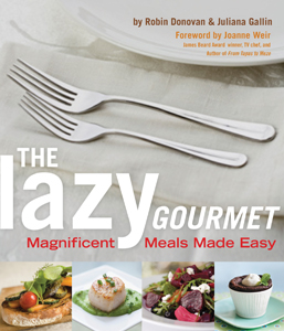 The Lazy Gourmet cookbook