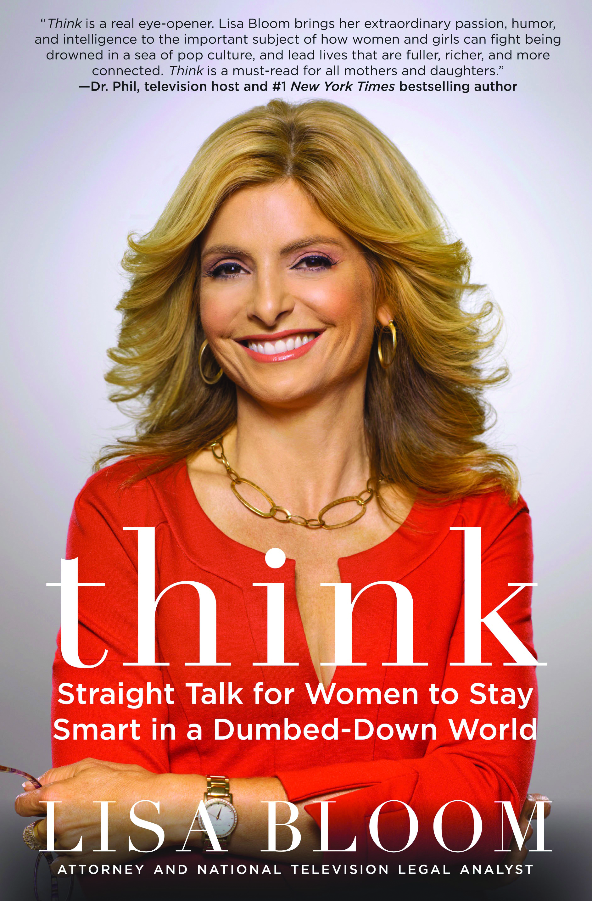 lisa bloom think book