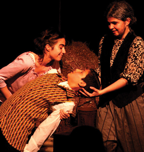 Pride and Prejudice play