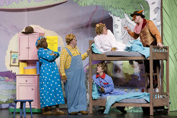 Berenstain Bears LIVE in Family Matters the Musical