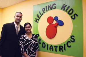 Helping Kids Pediatrics, Doctors Stanley and Elizabeth Jacobs