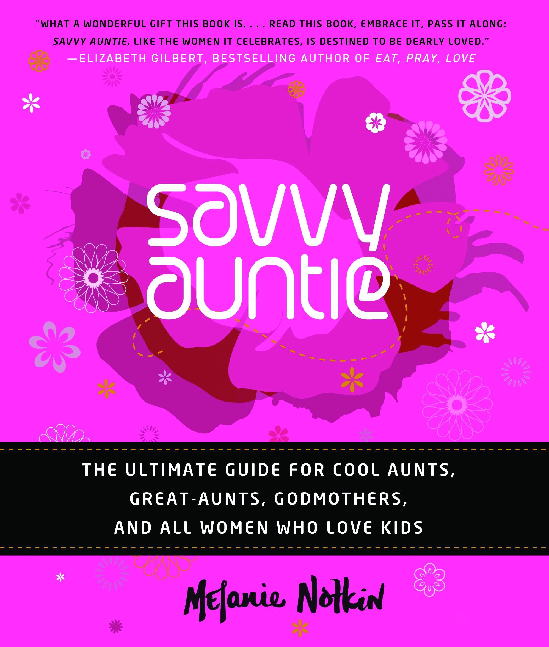 savvy auntie book cover