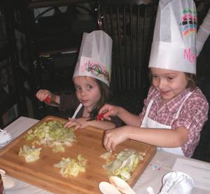 Kiddie Kitchen