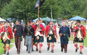 Long Island Scottish Games and Festival