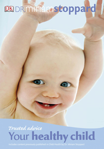 Trusted Advice: Your Healthy Child book cover