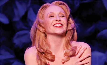 Jan Maxwell in Follies on Broadway