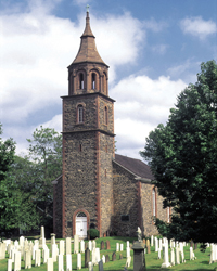 St. Paul's Church, new york