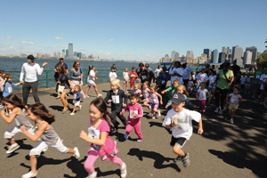 9/11 Run to Remember on Governors Island