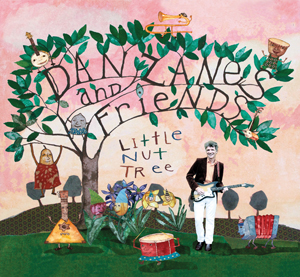 Dan Zanes and friends little nut tree album cover
