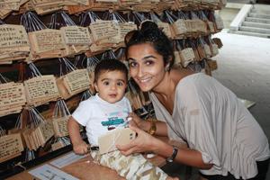 Momaboard founder Kaamna Bhojwani-Dhawan