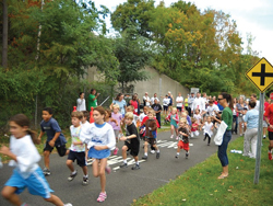 Between the Libraries fundraiser run in Norwalk, CT
