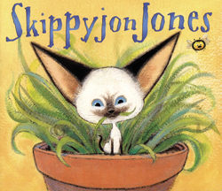 Skippyjon Jones book cover