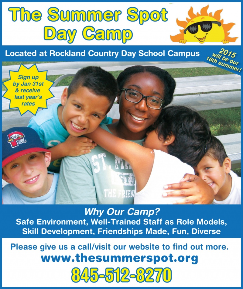 Summer Spot Day Camp