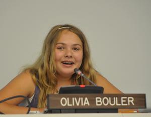 Olivia Bouler