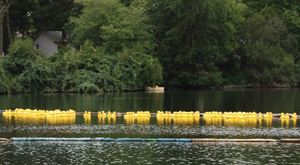 Camp Pa-Qua-Tuck Duck Race
