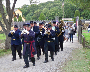 Old Bethpage Village Military Brass Sextet