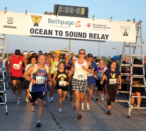 Bethpage Ocean to Sound 50-Mile Relay