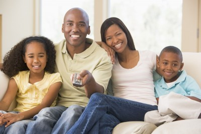 family-watching-tv; monitor-kids-tv-habits