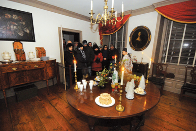 Candelight Tours at Van Cortlandt Manor