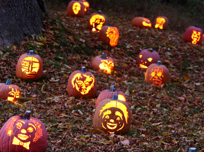 Great Jack O' Lantern Blaze, Hudson Valley