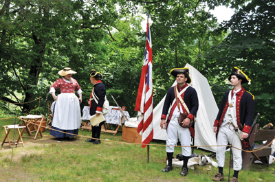 Independence Day 1801 at Van Cortlandt Manor