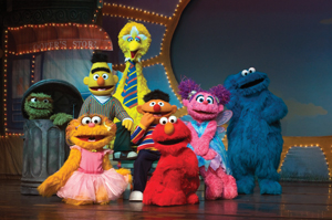 Sesame Street Live: Elmo Makes Music
