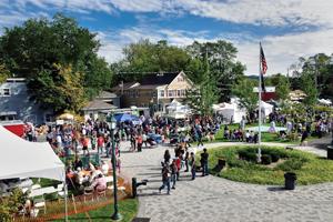 Italian American festival in Congers NY